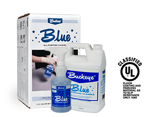 All Purpose Cleaner Buckeye Blue Industrial Cleaning Product