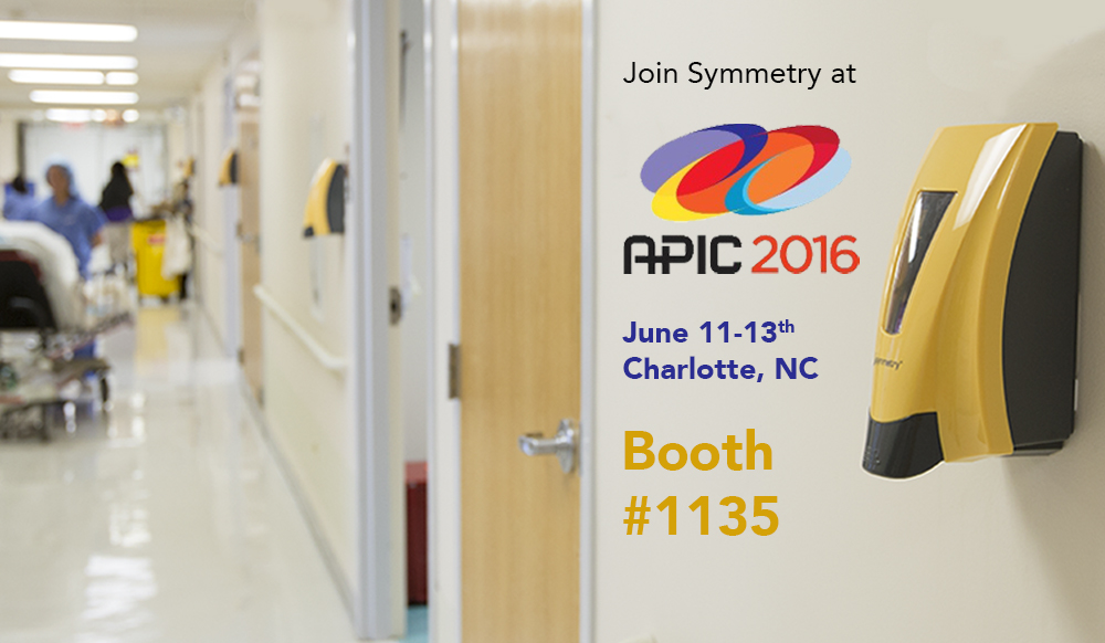 Join Symmetry at APIC 2016