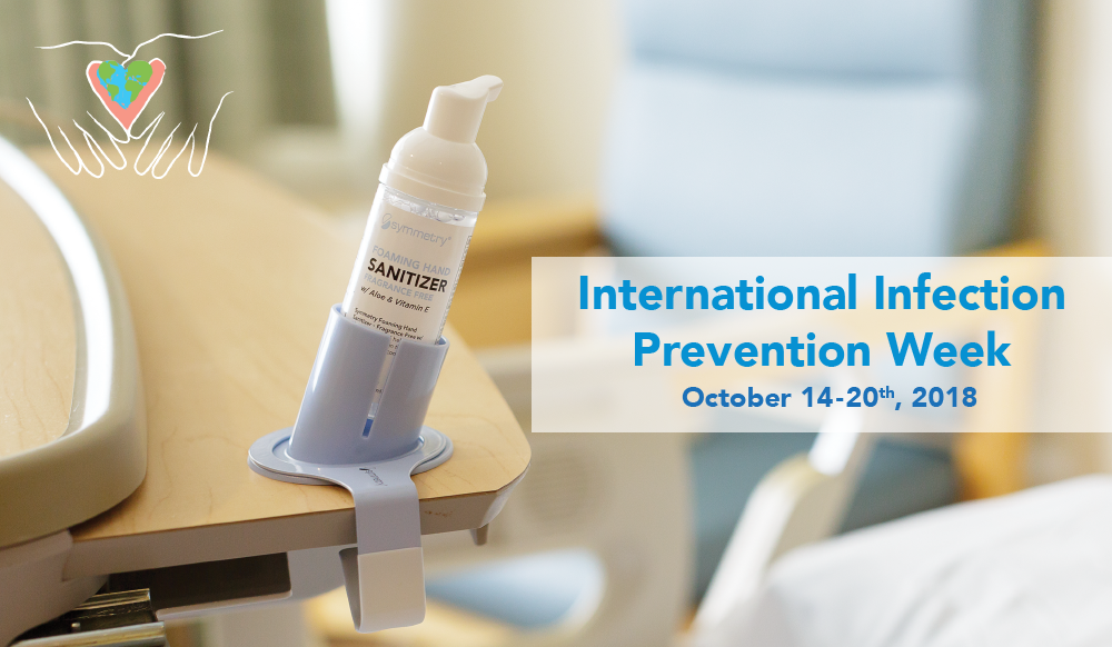 International Infection Prevention Week 2018