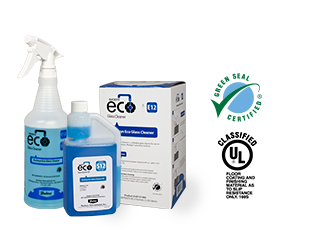 Eco Glass Cleaner HD E12 S12