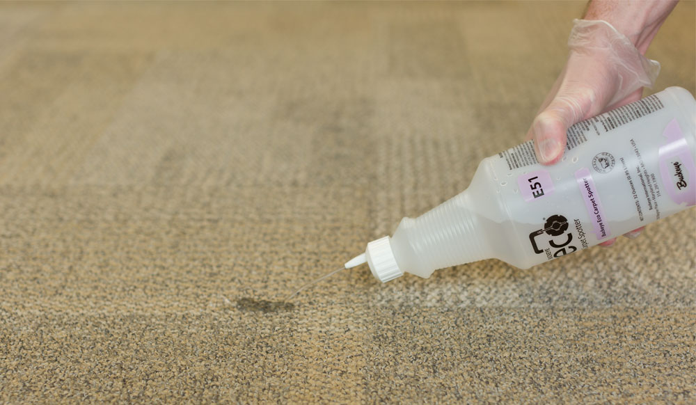 Improve Carpet Care with Buckeye