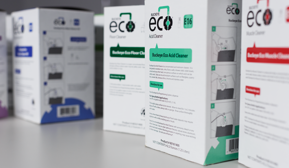 Maximize Efficiency with the Eco Proportioning Program
