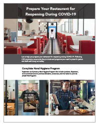 Restaurant Preparedness During COVID-19 PDF