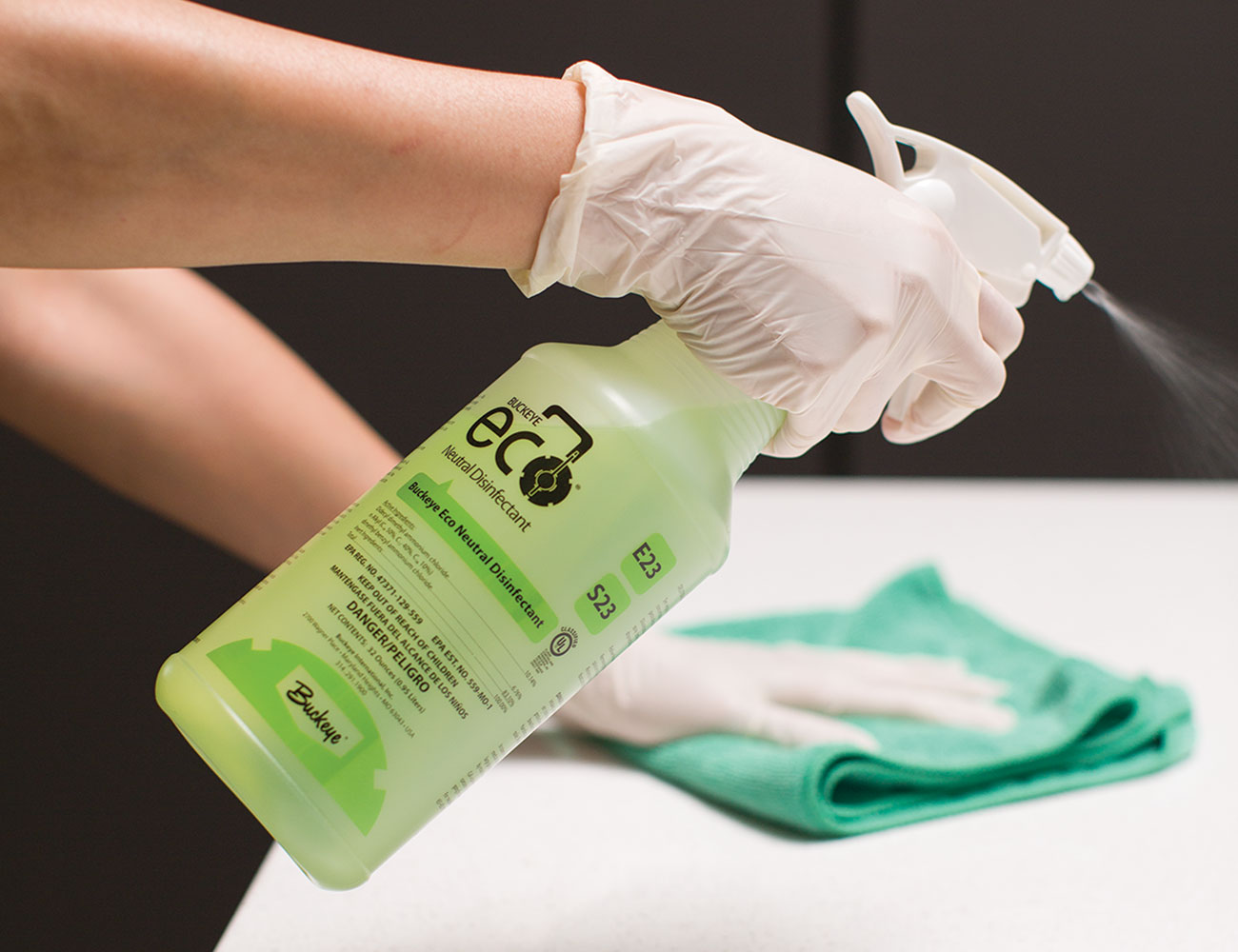 E23 Eco Disinfectant