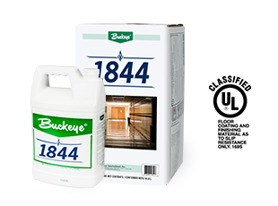Floor Finish Wax 1844