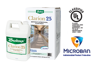 Clarion 25 Floor Finish