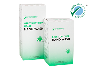 Hand Hygiene Lotion Green