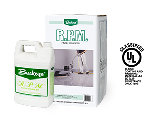 Floor Finish Enhancer